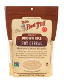 Brown Rice Hot Cereal