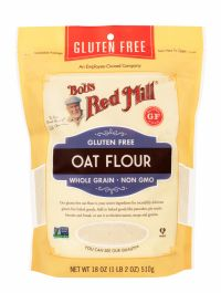 Gluten Free Oat Flour :: Bob's Red Mill Natural Foods