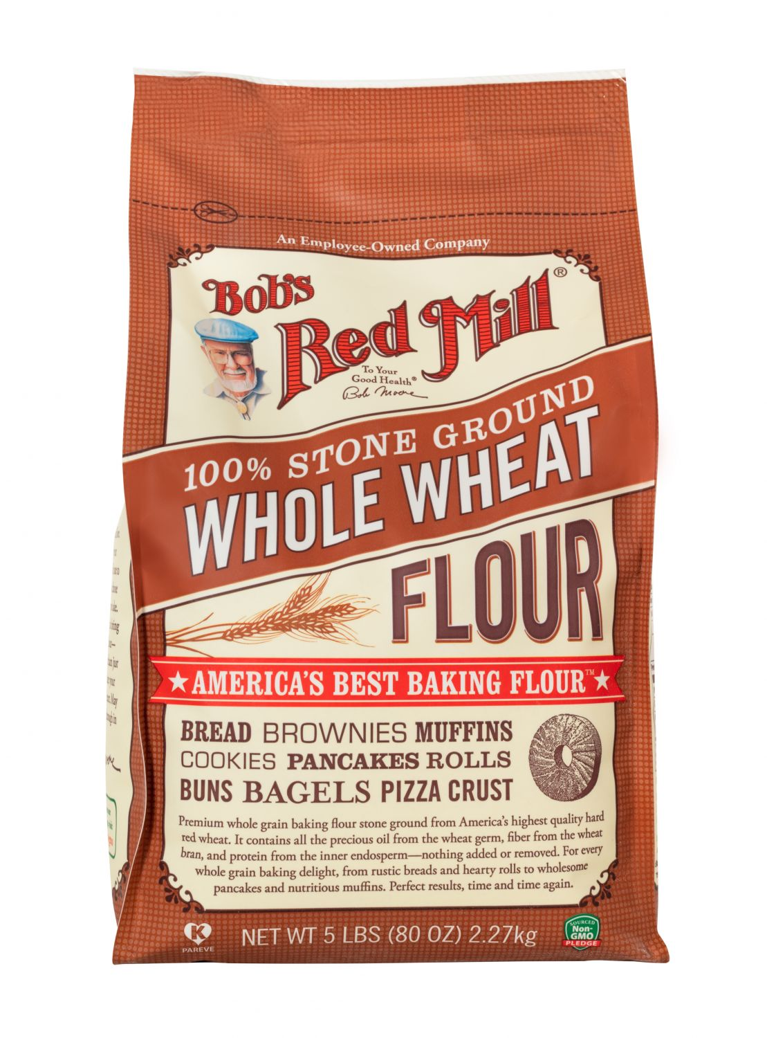 Whole Wheat Flour :: Bob's Red Mill