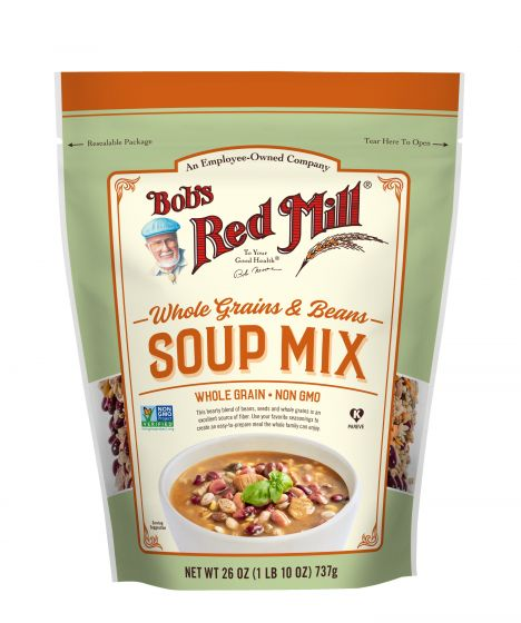 Bob's Red Mill Whole Grains & Beans Soup Mix