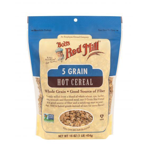 5 Grain Hot Cereal