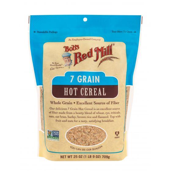 7 Grain Hot Cereal