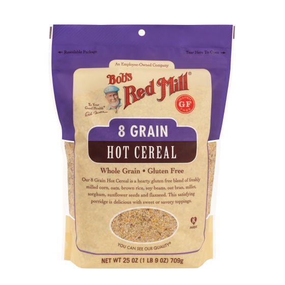 8 Grain Hot Cereal
