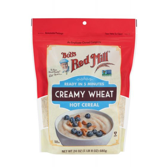 Creamy Wheat Hot Cereal