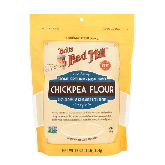 Chickpea Flour (Garbanzo Bean Flour)
