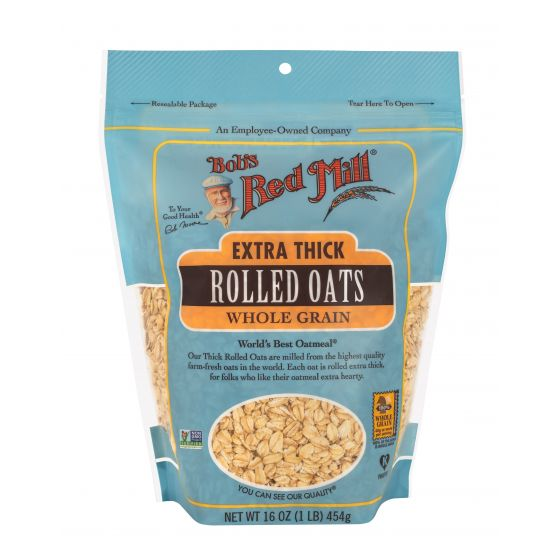 Extra Thick Rolled Oats