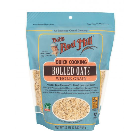 Quick Cooking Rolled Oats