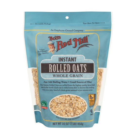 Instant Rolled Oats