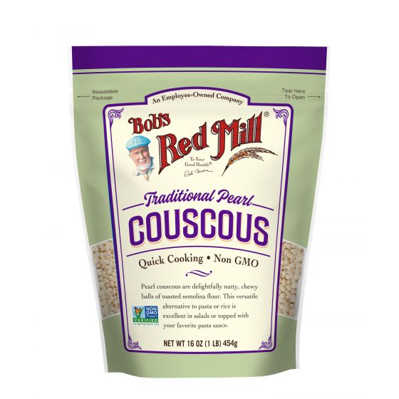 Traditional Pearl Couscous