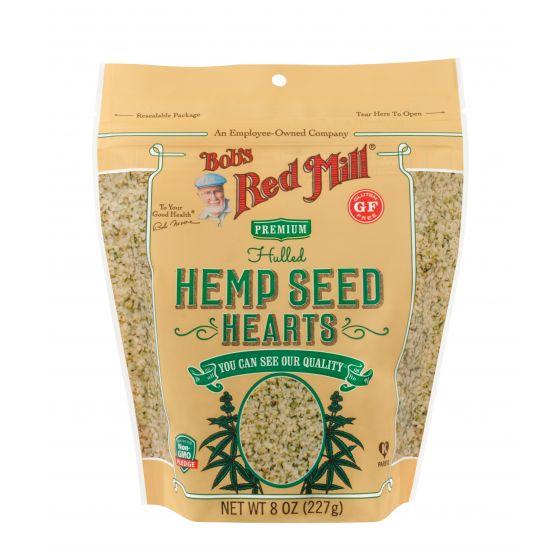 Hulled Hemp Seed Hearts