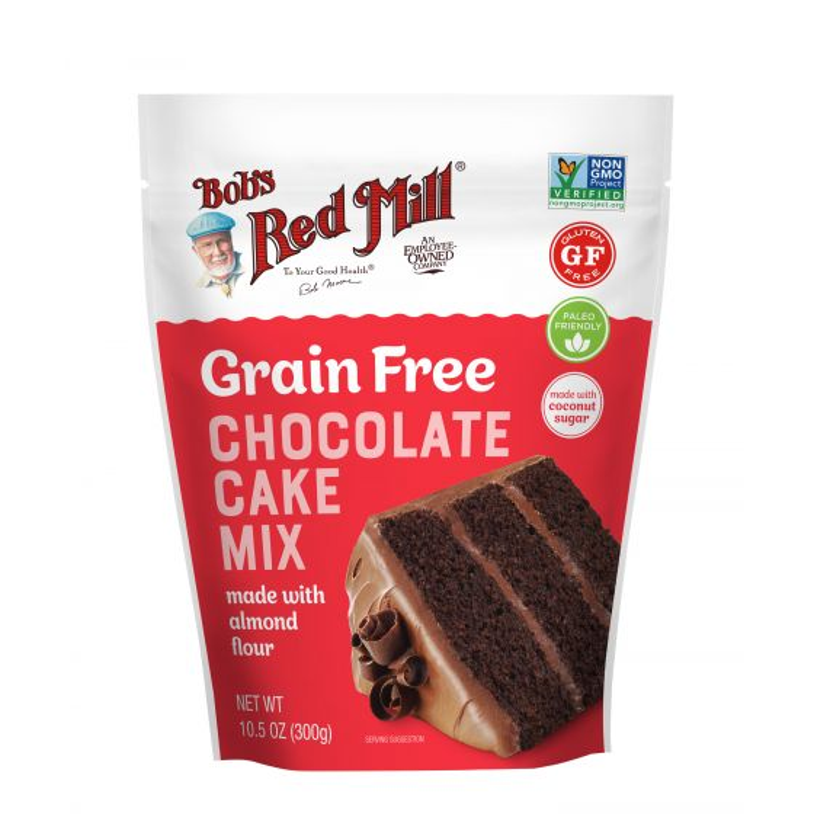 Grain Free Chocolate Cake Mix