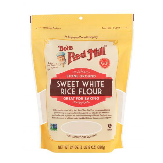 Gluten Free Sweet Rice Flour