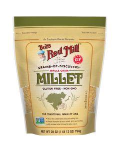 Hulled Millet