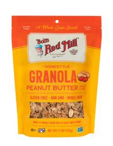 Peanut Butter Homestyle Granola