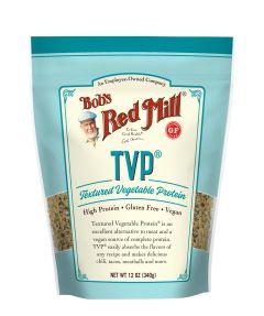 TVP (Textured Vegetable Protein)