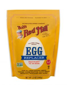 Gluten Free Egg Replacer