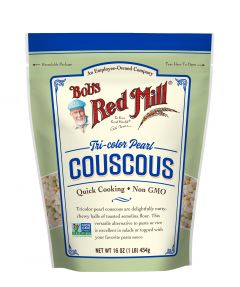 Tri-Color Pearl Couscous