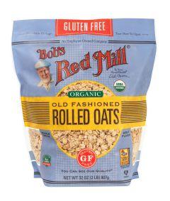 Gluten Free Organic Rolled Oats