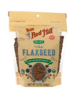 Organic Brown Flaxseeds