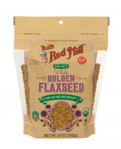 Organic Golden Flaxseeds