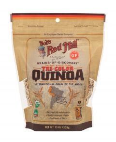 Organic Tricolor Quinoa Grain