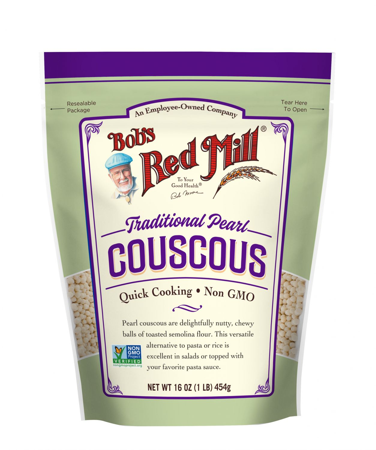 Natural Pearl Couscous Bob S Red Mill Natural Foods