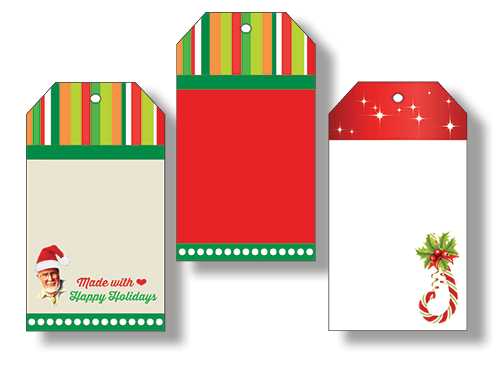 Gift Tag Example