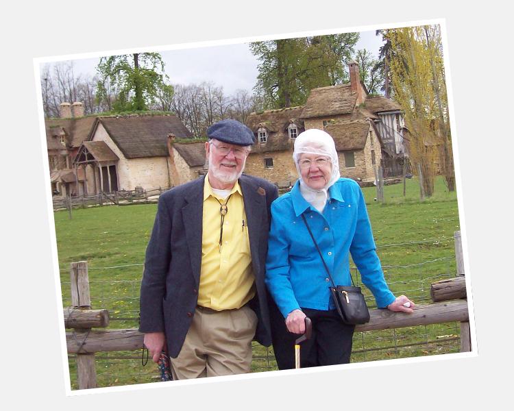 Bob and Charlee European Countryside
