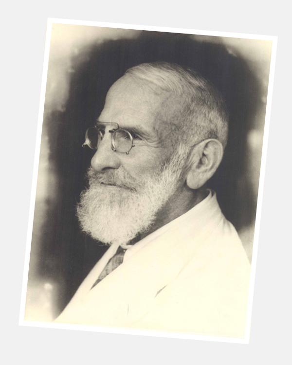 Dr. Maximilian Bircher-Benner
