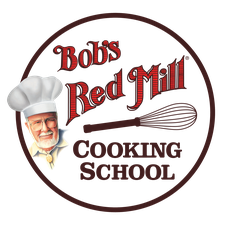 Bob's Red Mill Cooking School Logo