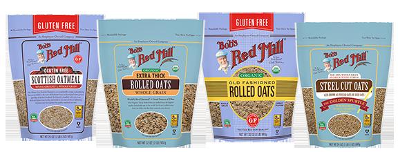 Bob's Red Mill Oatmeal